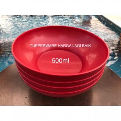 Tupperware Bowl 500ml (4pcs)
