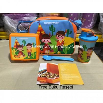 Tupperware Junior Bento Set