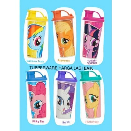 Tupperware My Little Pony Tumbler