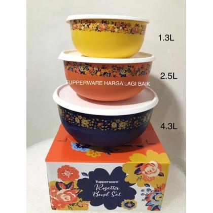 Tupperware Rosetta Set