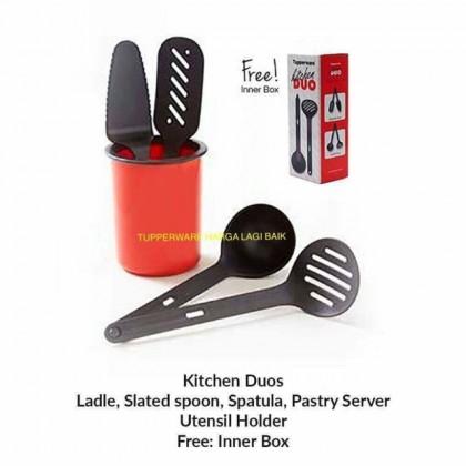 BIG SALESTupperware Kitchen Duos - blh guna utk masak