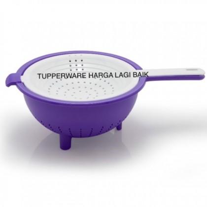 Tupperware Double Colander