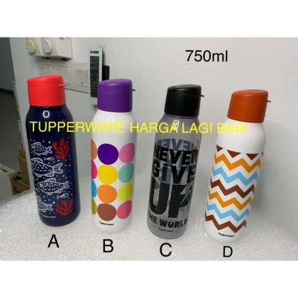 Tupperware Eco Fancy Bottle 750ml