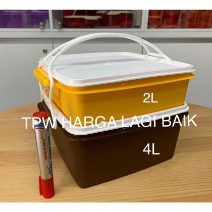 Tupperware Large Double Deep 2L n 4L