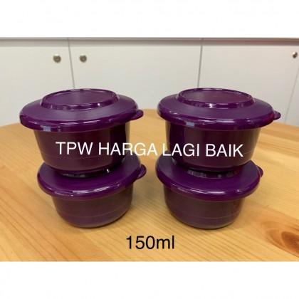 Tupperware Table Collection Bowl / Purrple Royale Petite Serving Bowl 150ml (4pcs)